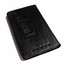 Black Faux Leather PU Flip Travel Carry Case Book Cover for Google Nexus 7 UK