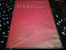 dvd tricktionary mountain biking urban technical freeride vol 1 aaron chase new
