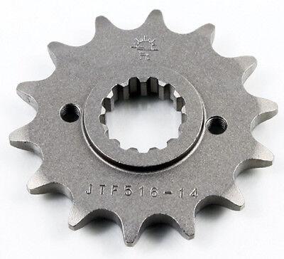 JT 14 Tooth Steel Front Sprocket 520 Pitch JTF1554.14 For Yamaha TTR230