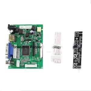 HDMI-VGA-2AV-LCD-Display-Controller-Board-Kit-per-7-034-MONITOR-LCD-Raspberry-Pi