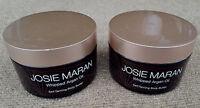 Josie Maran Argan Oil Self-tanning Body Butter Duo Creamy Vanilla 7.7 Oz