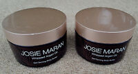 Josie Maran Argan Oil Self-tanning Body Butter Duo Creamy Vanilla 7.7 Oz