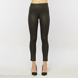 Lee-Women-039-s-034-Lola-034-Stretch-Denim-Ankle-Jeans-Black-Sequel-BNWT-50-OFF
