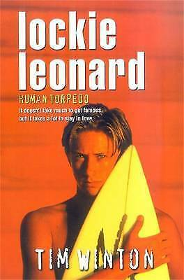 1 of 1 - LOCKIE LEONARD HUMAN TORPEDO by Tim Winton (Paperback, 2003) LIKE NEW