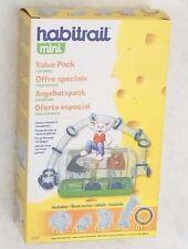 Habitrail Mini: hámster enano/Ratón agregar en Tubo Pack para Ovo sistemas 62058