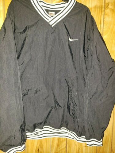 Nike Vintage Mens Windbreaker Pullover Jacket XXL