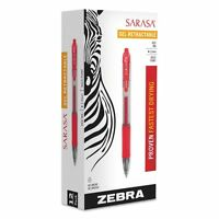 Zebra Pen Sarasa Bold Gel Retractable Pens - Zeb46630 on sale