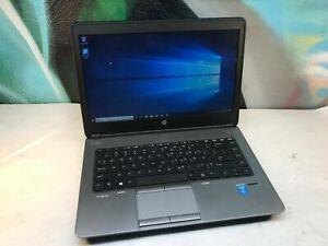 "HP ProBook 655 G1 15.6"" Laptop AMD CPU 2.5GHz 4GB 250GB Windows 10"