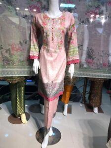 Xlarge taglia cucita in lino pakistana Tuta En7aqCC