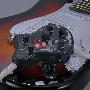 Guitar-Multi-effects-Processor-Effect-Pedal-15-Effect-Types-40-Drum-Rhythms-USB