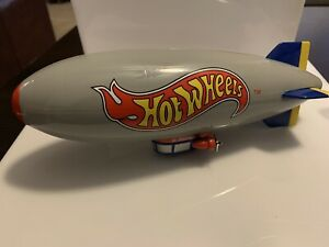NEW-Hot-Wheels-1997-Blimp-Replica-Bank-Limited-Edition-El-Segundo