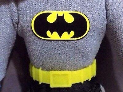 Mego Batman Decal Emblem Sticker WGSH 8 inch Action Figure Pre Cut