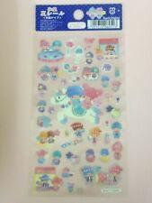NEW Little Twin Stars Kitchen Sheet Wall Windows Sticker Sanrio Kawaii Free Ship