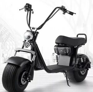 citycoco s1 sport 2000w electric e scooter max speed 50km. Black Bedroom Furniture Sets. Home Design Ideas