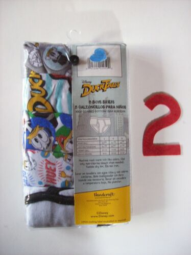 Captain Underpants Duck Tales Troll Hunter Dragon Underwear Boys 5 Briefs 4 6 8