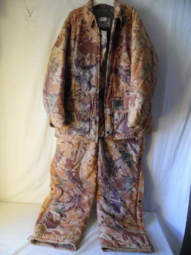 Walls Outdoor 2 Piece Camouflage Jacket