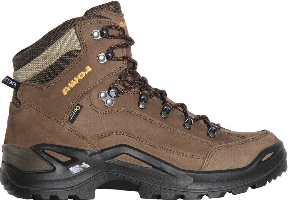 LOWA Renegade GTX Mid S Wander Trekking Schuhe (500377)