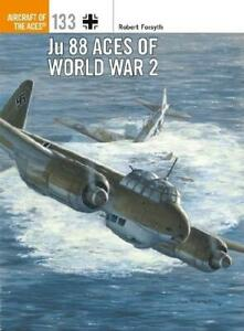 Ju-88-Aces-of-World-War-2-by-Robert-Forsyth-Jim-Laurier-illustrator-Mark