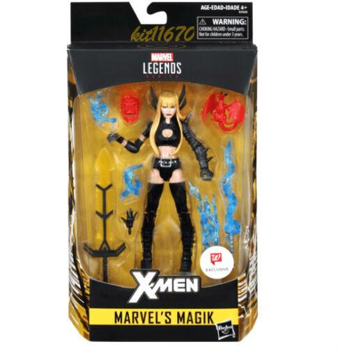 Hasbro Marvel Legends 2018 SDCC X-Men Magik Action Figure with BAF New In-Hand