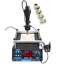 Yihua 853AA 2 in 1 Vorheizung-Heißluft-Lötstation 1200W CPU-PID-Regler  BGA ESD