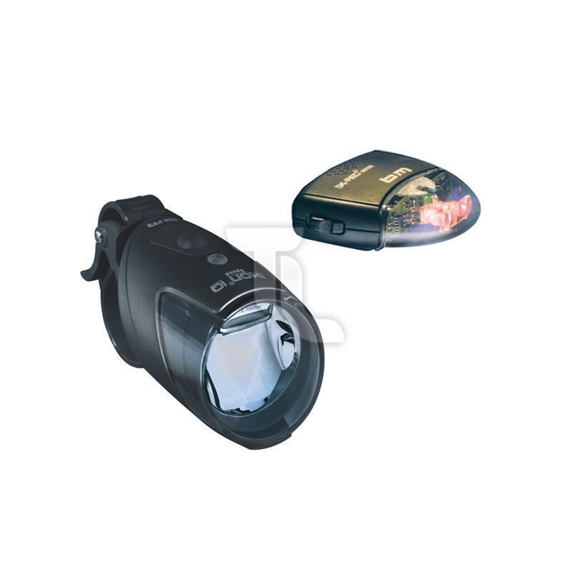 Busch e Muller B & M IXON IQ Speed Speed Speed con caricabatterie e batterie nuovo e IX-rosso SENS ece85e