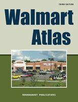 Walmart Atlas By Roundabout Publications, (paperback), Roundabout Publications ,