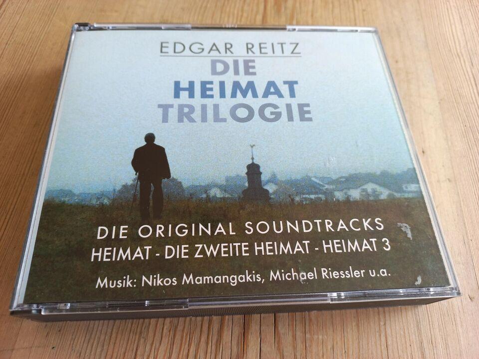 Die Heimat - Triologie: The Original Soundtracks, andet