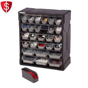 Captivating Image Is Loading Small Parts Storage Drawers Organizer Bin Box Cabinet