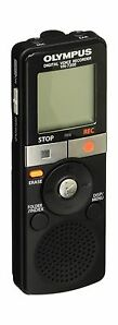 Olympus VN-7200 (2048 MB, 19 Hours) Handheld Digital Voice Recorder