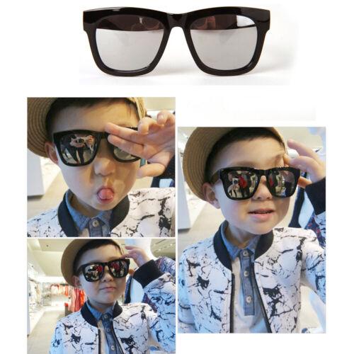 Kids Boys Girls Baby Toddler Children Classic Mirrored Sunglasses Shade UV400