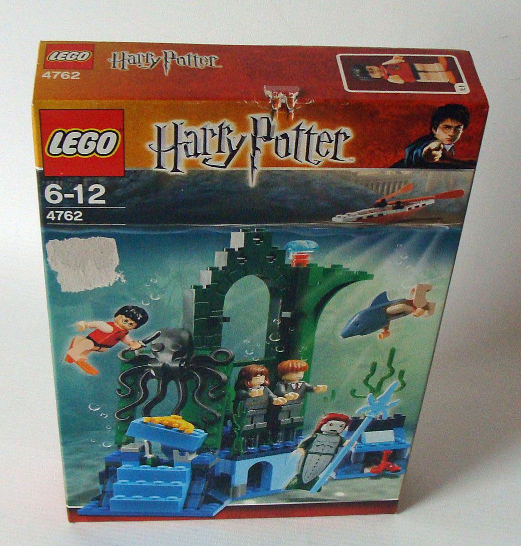 Lego® Harry Potter 4762 - Rettung unter Wasser 6-12 Jahren 172 Teile - Neu
