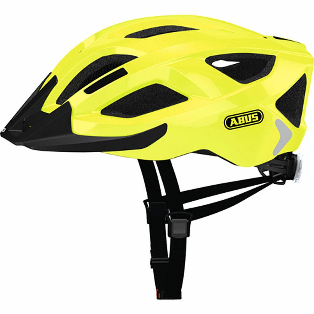 ABUS Aduro 2.0 m = 52-58 cm Neon jaune Vélo