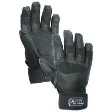 Petzl Cordex Plus Rappeling Climbing Gloves Black Large K53LN