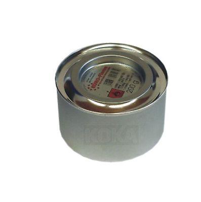 Made in Germany 12 Dosen Brennpaste geruchsneutrales Brenngel für Chafing Dish