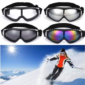 4Pack-Winter-Snow-Sports-Goggles-Ski-Snowmobile-Snowboard-Skate-Glasses-Eyewear