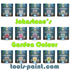 johnstone 39 s garden colours paint for garden furniture shed. Black Bedroom Furniture Sets. Home Design Ideas