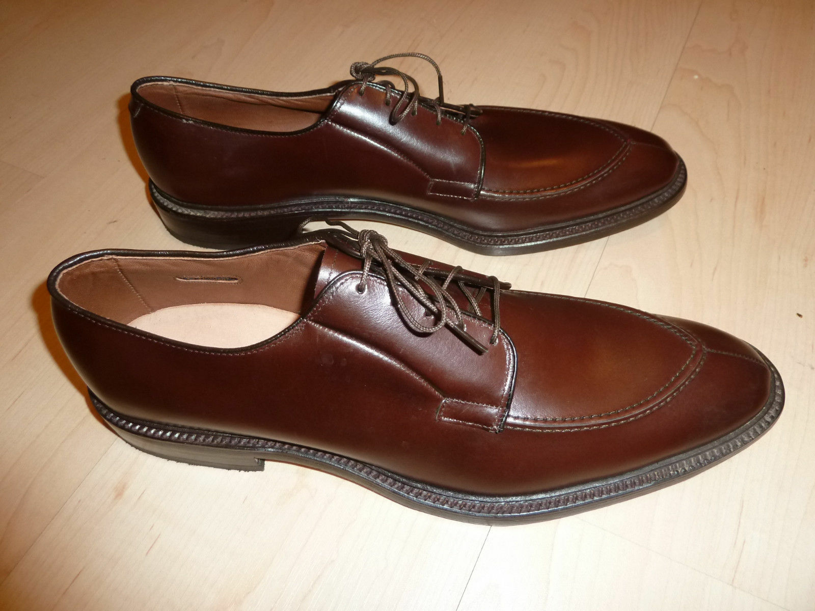 migliore qualità NEW  350 350 350 ALLEN EDMONDS Brentwood Sz 12 AAAA 4A Dress scarpe Leather Made in USA  scelta migliore