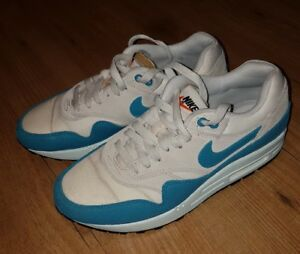 constantemente congelado Joven  Nike Air Max 1 Vintage Trainer / Sneakers Size uk 4.5 (555284-102) RARE  COLOUR | eBay