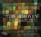Klaviertrio op.1,Nr.3/Triplekonzert von Sargent,The Philharmonia Orchestra,Oborin,Oistrach (2013)