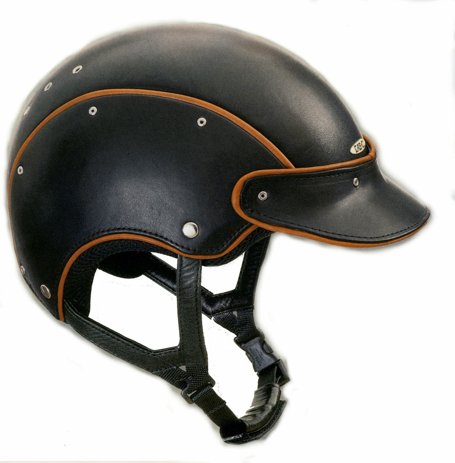 CAP CASCO SPIRIT PELLE LEDER LEATHER 57
