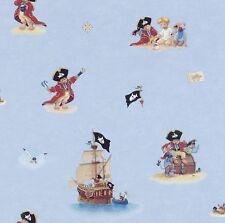 Captain Sharky Piraten Tapete für Kinder 289602