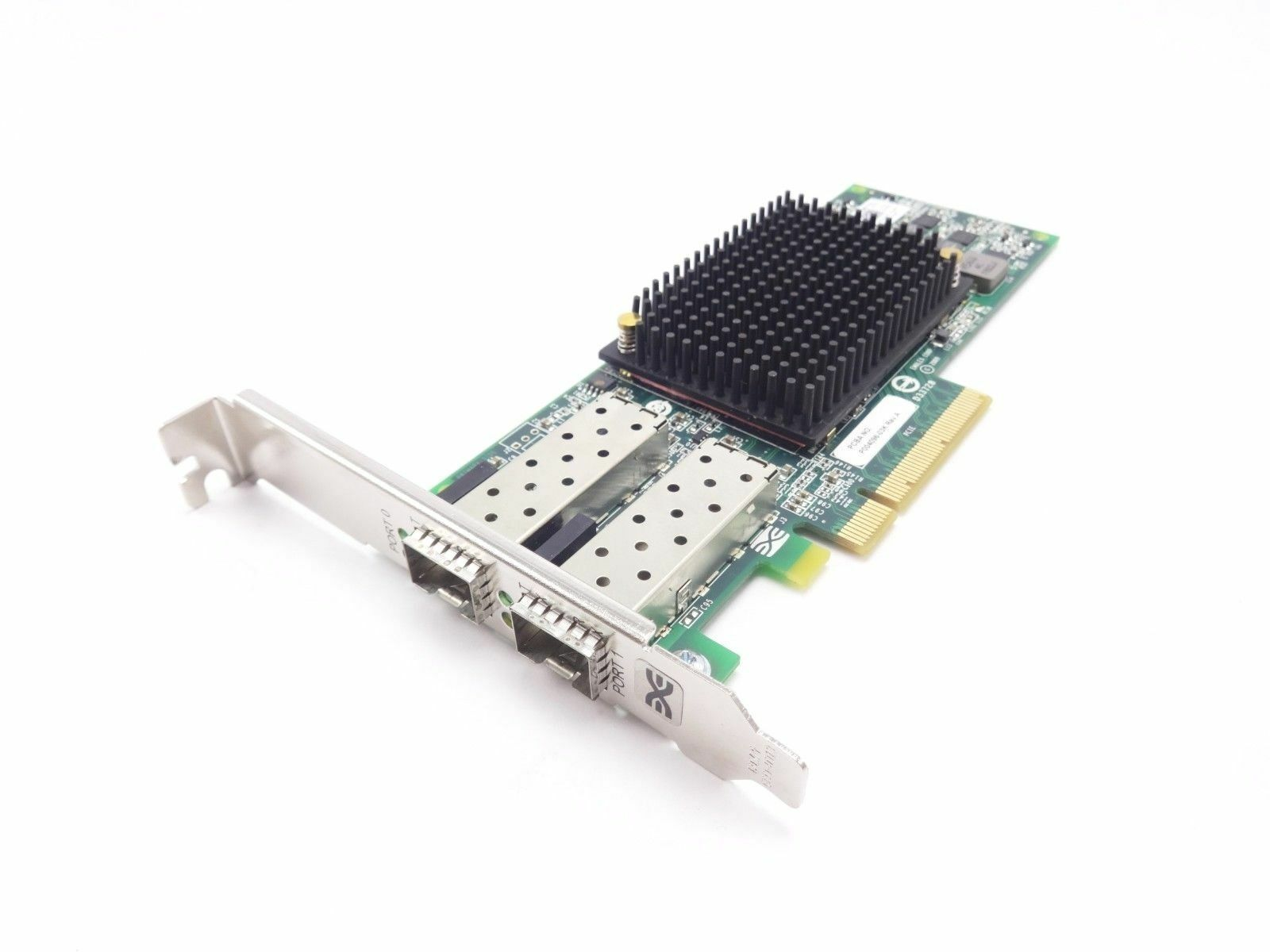Dell Emulex 10Gbps Ethernet iSCSI Adapter OCE10102-IX-D CNA HRNHC, 0HRNHC 100%OK