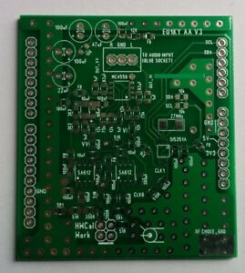 Details about Bare PCB - EU1KY V3 Antenna Analyzer RF Frontend Board #1