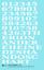 thumbnail 3 - K4 G Decals White 7/16 Inch Penn Roman Letter Number Alphabet Set