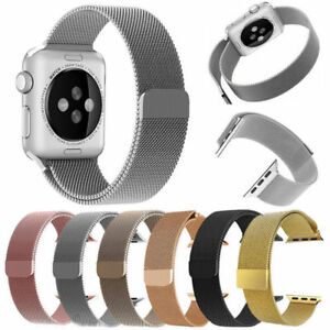 For-40-44MM-Apple-Watch-Series-4-Stainless-Steel-Milanese-iWatch-Band-Strap-2018