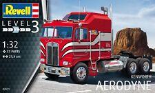 RV07671 - Revell 1:32 - Kenworth Aerodyne