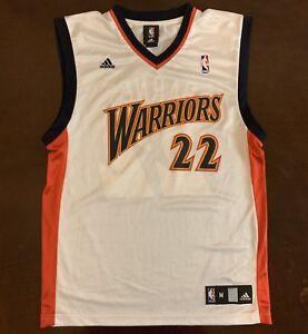 cc2a305731b Rare Vintage Adidas NBA Golden State Warriors Matt Barnes Basketball ...