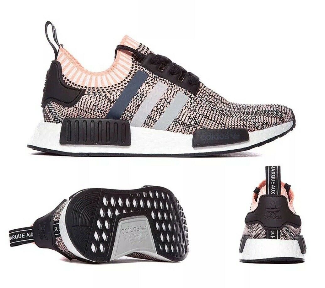 Adidas NMD R1 PK Womens shoes UK7.5 US9 EU41 1 3