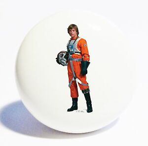 Ambitieux Star Wars Luke Home Decor Ceramic Knob Drawer Cabinet Pull