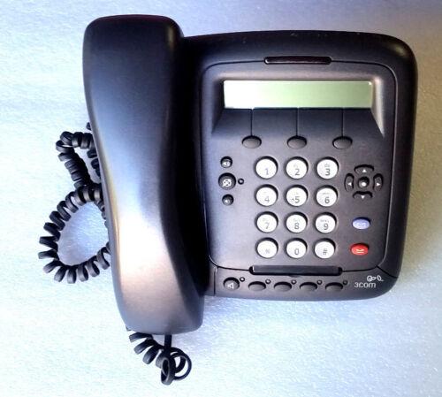 3Com 3C10401SPKRB NBX 3101SP Basic with Speaker VoIP SIP Phone